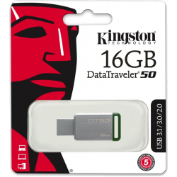 Флешка Kingston 16GB USB 3.1 DT50